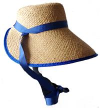 Old Fashion Straw Bonnet 192S