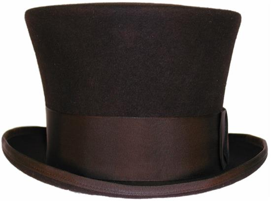 Belled Crown Top Hat 10